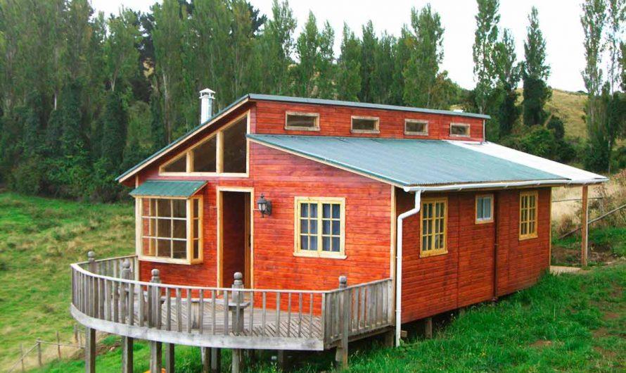 Casas Val: calidez y bajo costo en casas prefabricadas