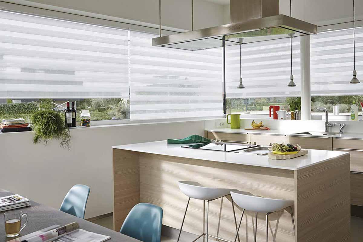 cortinas y persianas Flexalum